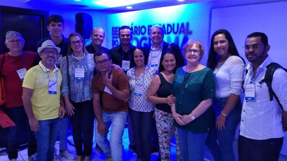 Iguaracy participou do I Seminário do Programa Território Vivo do Sebrae. Secretário vislumbra expansão de negócios para o município.