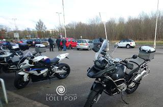 Pierwsza jazda 2016 i test rękawiczek z ogrzewaniem Gerbing W12 Hybrid Power Cykl GDZIE na weekend w UK?