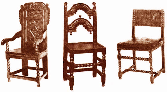 English Renaissance Beds