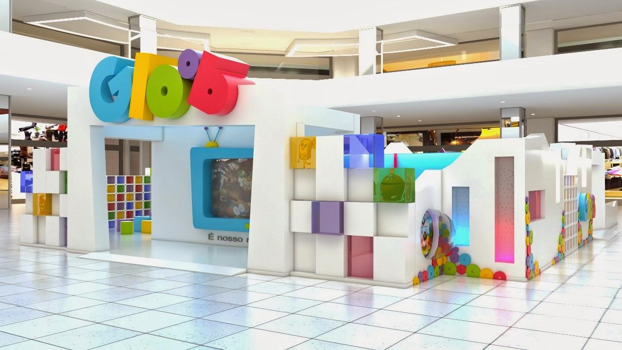 Mundo Gloob Chega Ao Shopping Iguatemi Ribeirao Preto Em 06 De