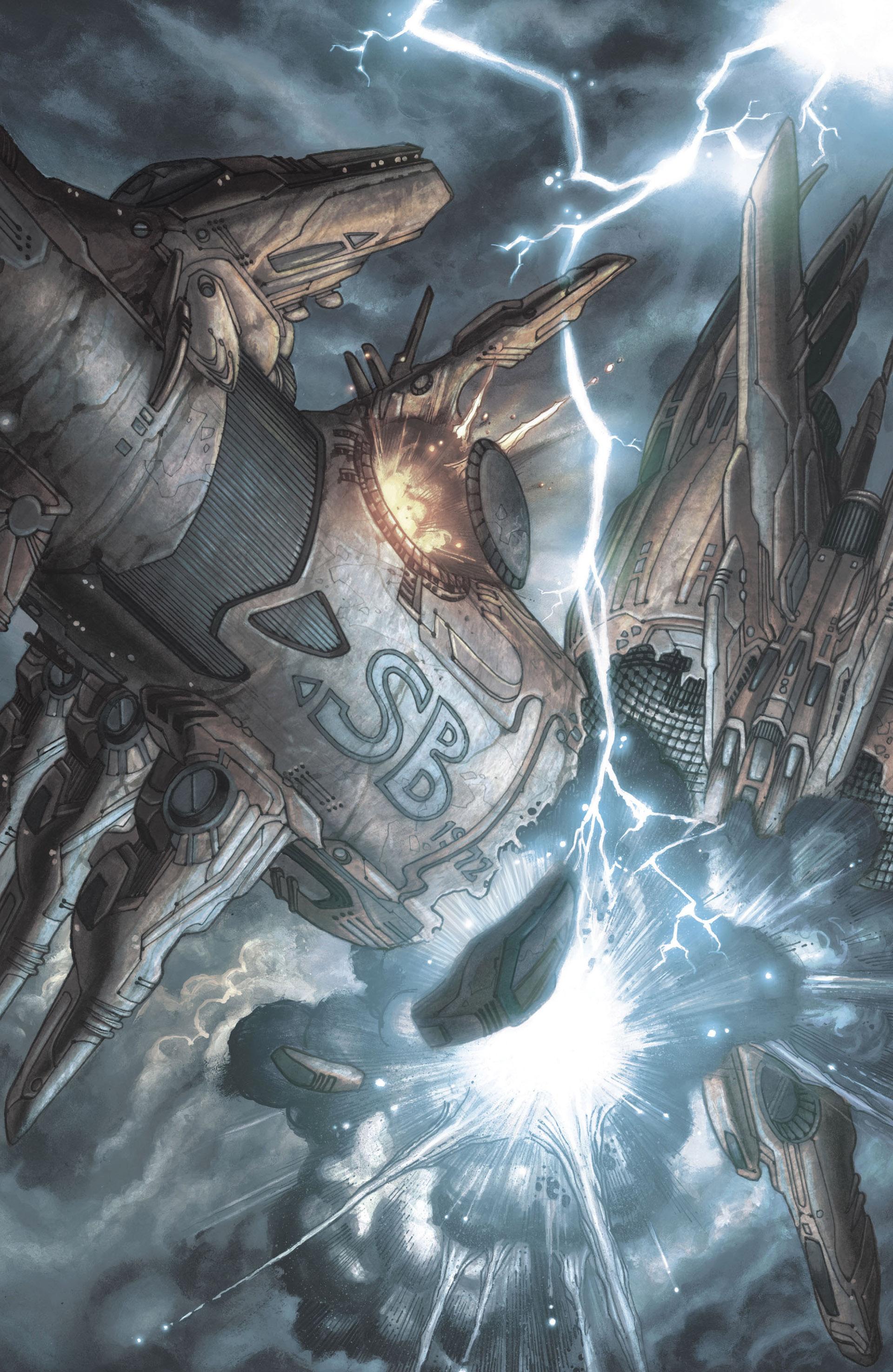 Read online Astonishing X-Men (2004) comic -  Issue #26 - 17