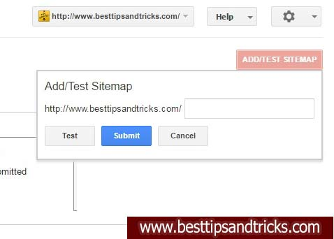 Blogger Sitemap for Static Pages