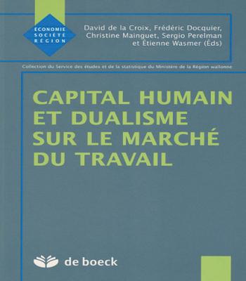 Capital humain et dualisme sur le marché du travail-PDF