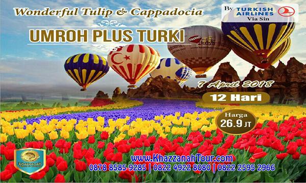 Umroh Plus Turki 2018 Saat Tulip