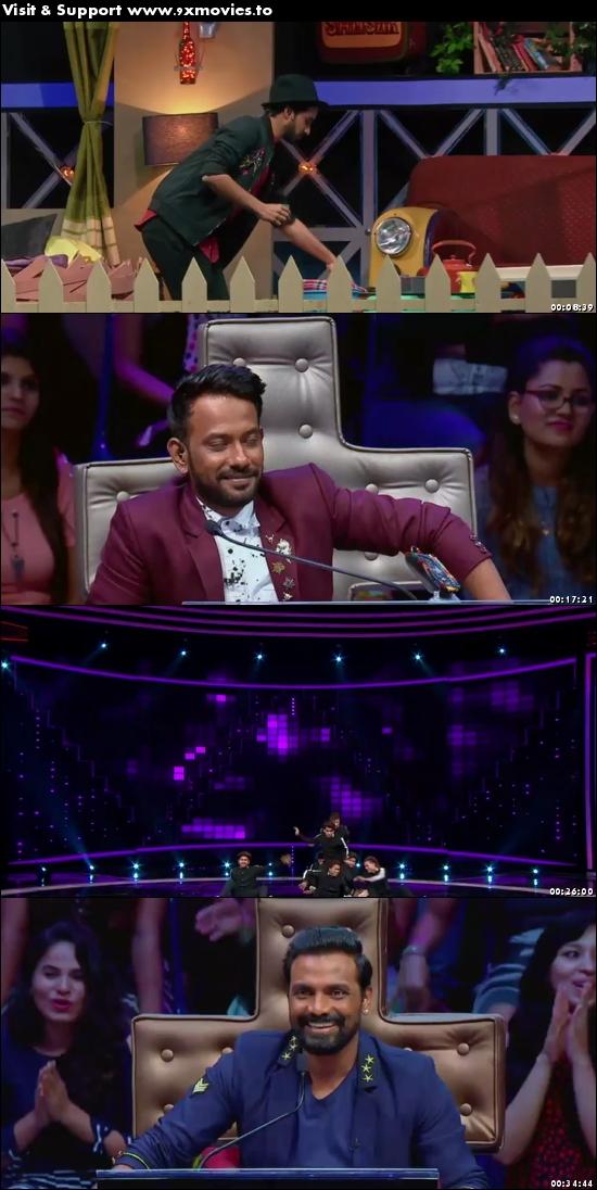 Dance Plus Season 3 – 09 July 2017 HDTV 480p 170MB