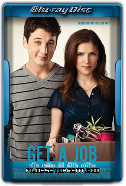 Get a Job Torrent 2016 1080p BluRay Legendado
