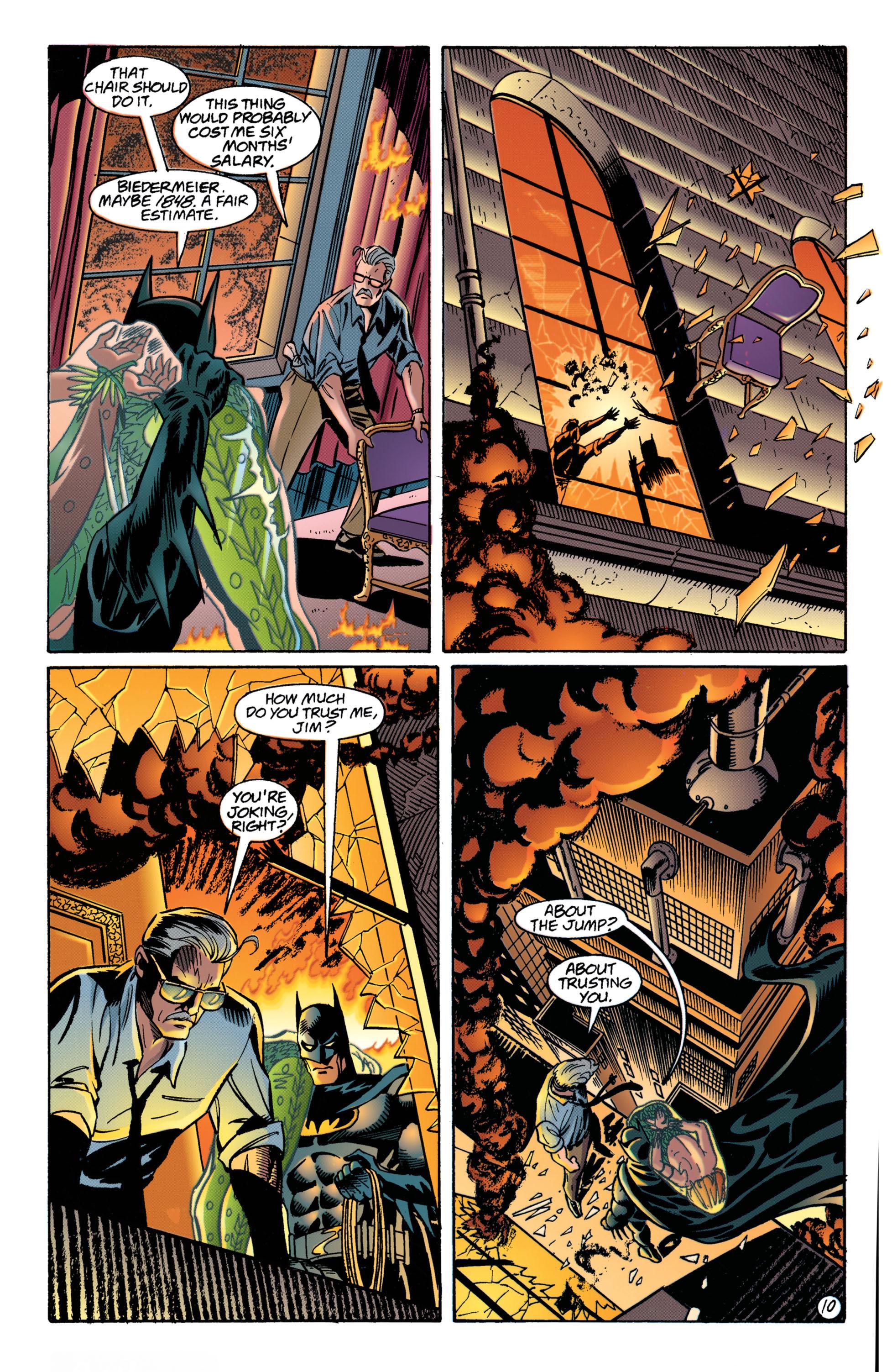 Detective Comics (1937) 696 Page 10
