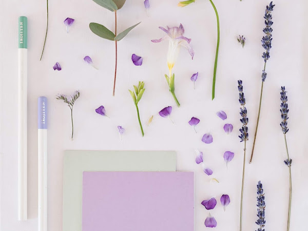 VIOLET PANTONE MOOD BOARD INSPIRATION