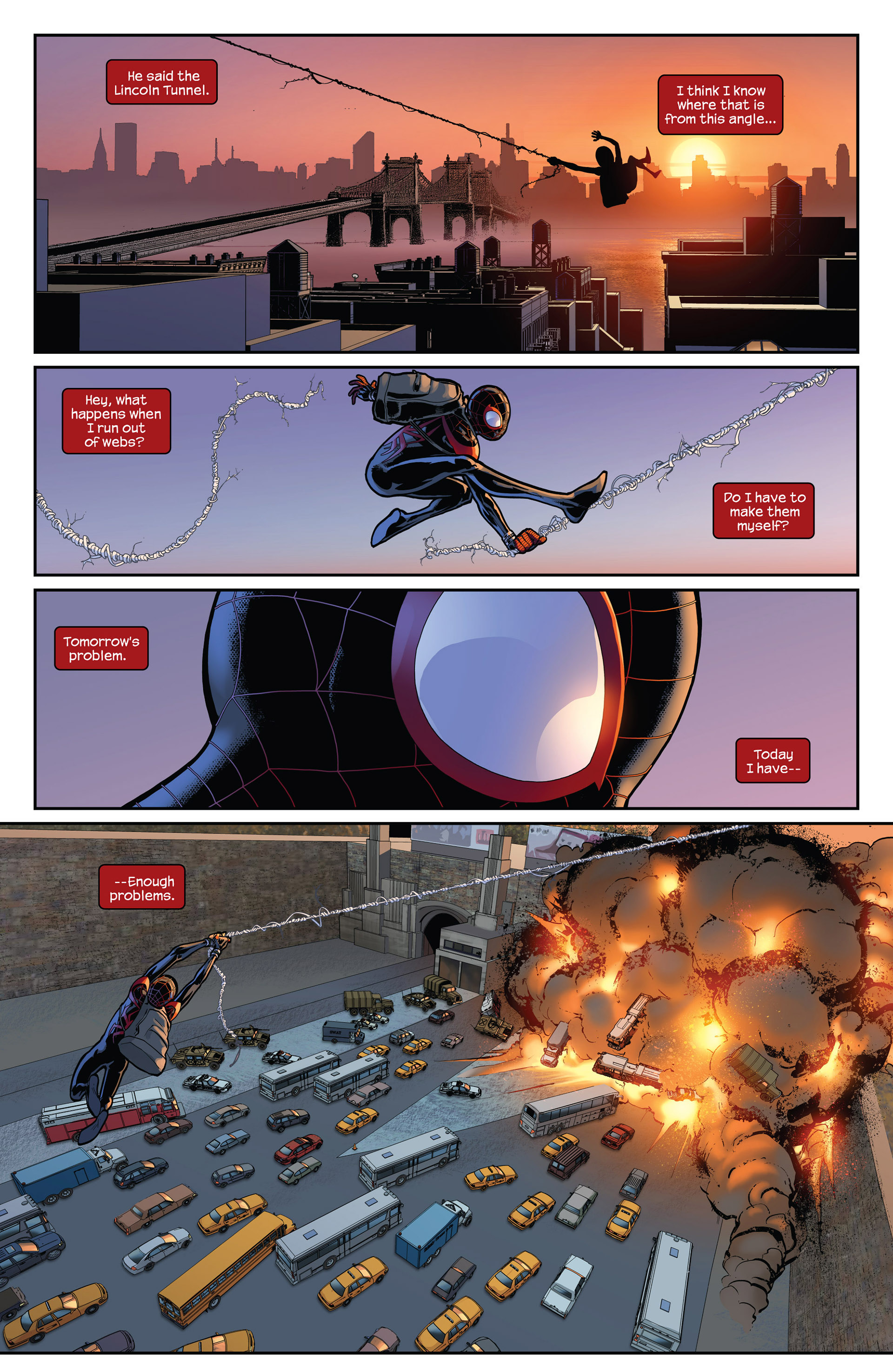 Read online Ultimate Comics Spider-Man (2011) comic -  Issue #14 - 13