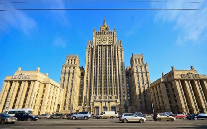ΥΠΕΞ Ρωσίας για Πρέσπες : Στην Αθήνα αγνοούν τη γνώμη των πολιτών