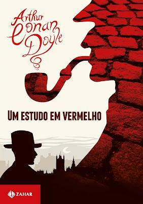 Resultado de imagem para Um estudo em vermelho - Sir Arthur Conan Doyle