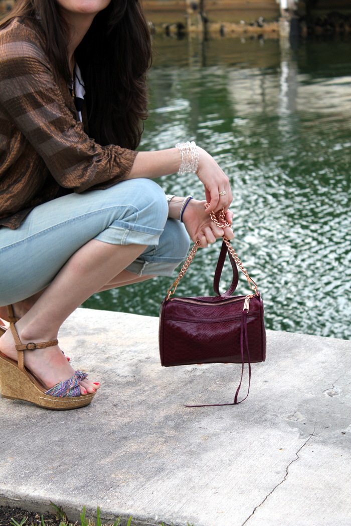 rebecca minkoff mini mac oxblood