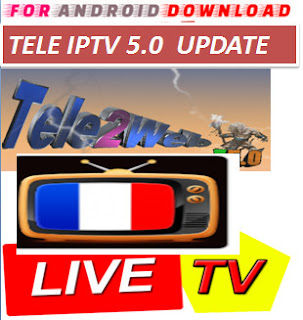 Download Android Free TeleIPTV5.0 Television Apk -Watch Free Live Cable Tv Channel-Android Update LiveTV Apk  Android APK Premium Cable Tv,Sports Channel,Movies Channel On Android