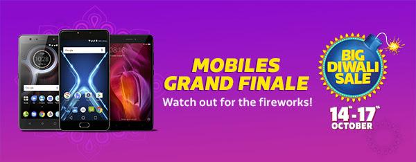 Flipkart 'Big Diwali Sale
