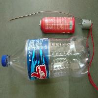 Como criar um aspirador de pó utilizando somente materiais recicláveis