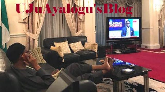 BREAKING: Six govs head to London to meet Buhari