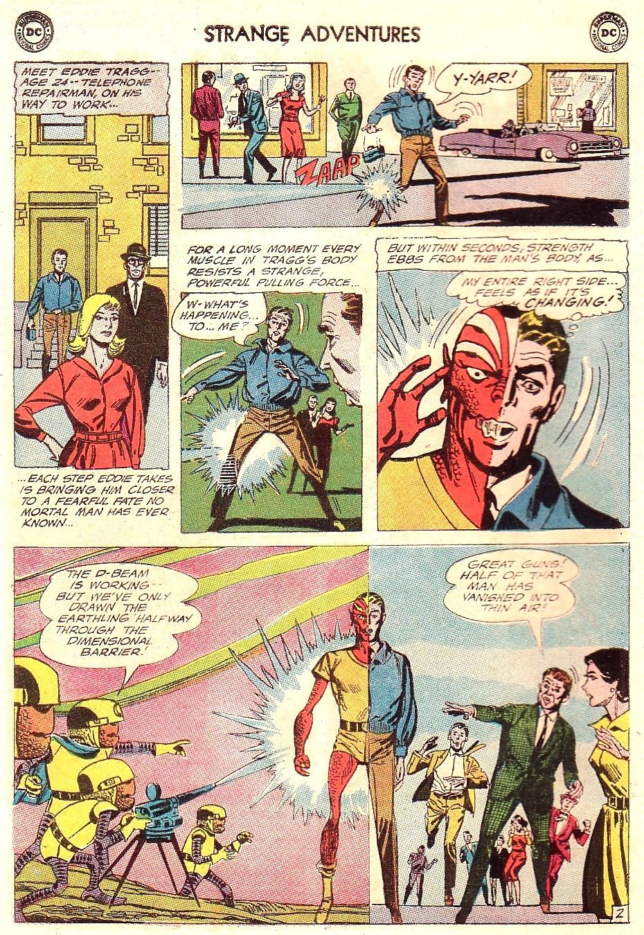 Strange Adventures (1950) issue 181 - Page 4