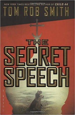 The Secret Speech by Tom Rob Smith (Book cover)