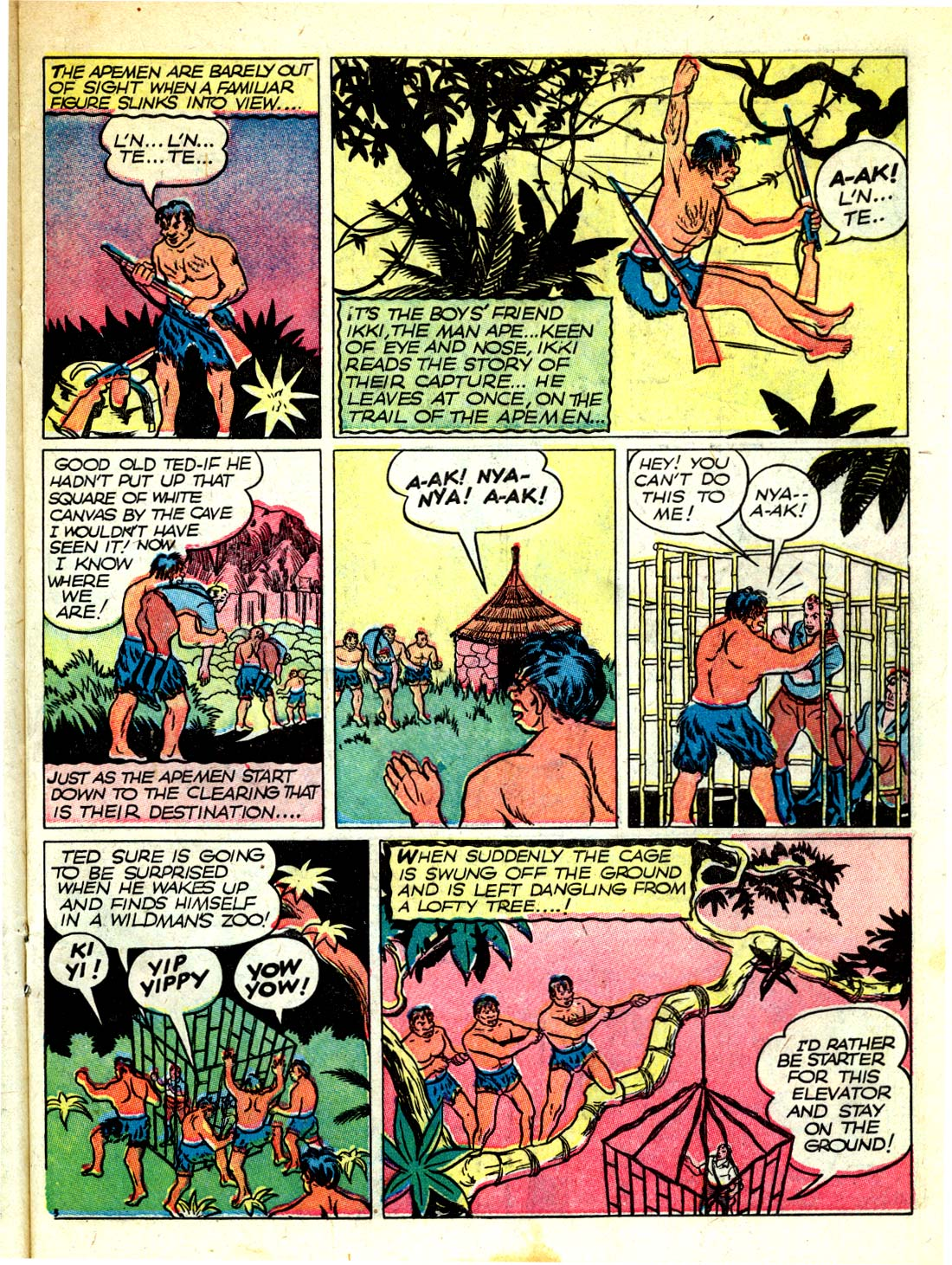 Read online All-American Comics (1939) comic -  Issue #11 - 31