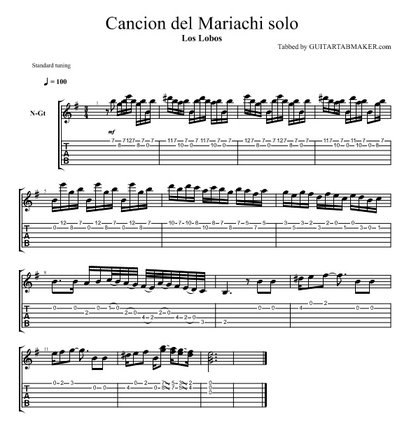mariachi music essay Important features and to write a clear, well-organized essay  describe the  impact of the well-tempered clavier on their musical output 3  an overview of  its history and transmission to and within the us salsa mariachi.