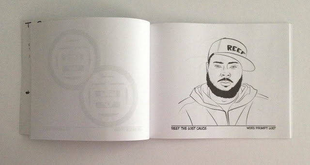 Tiffany Burriss 'Ain't No Half Coloring' Book