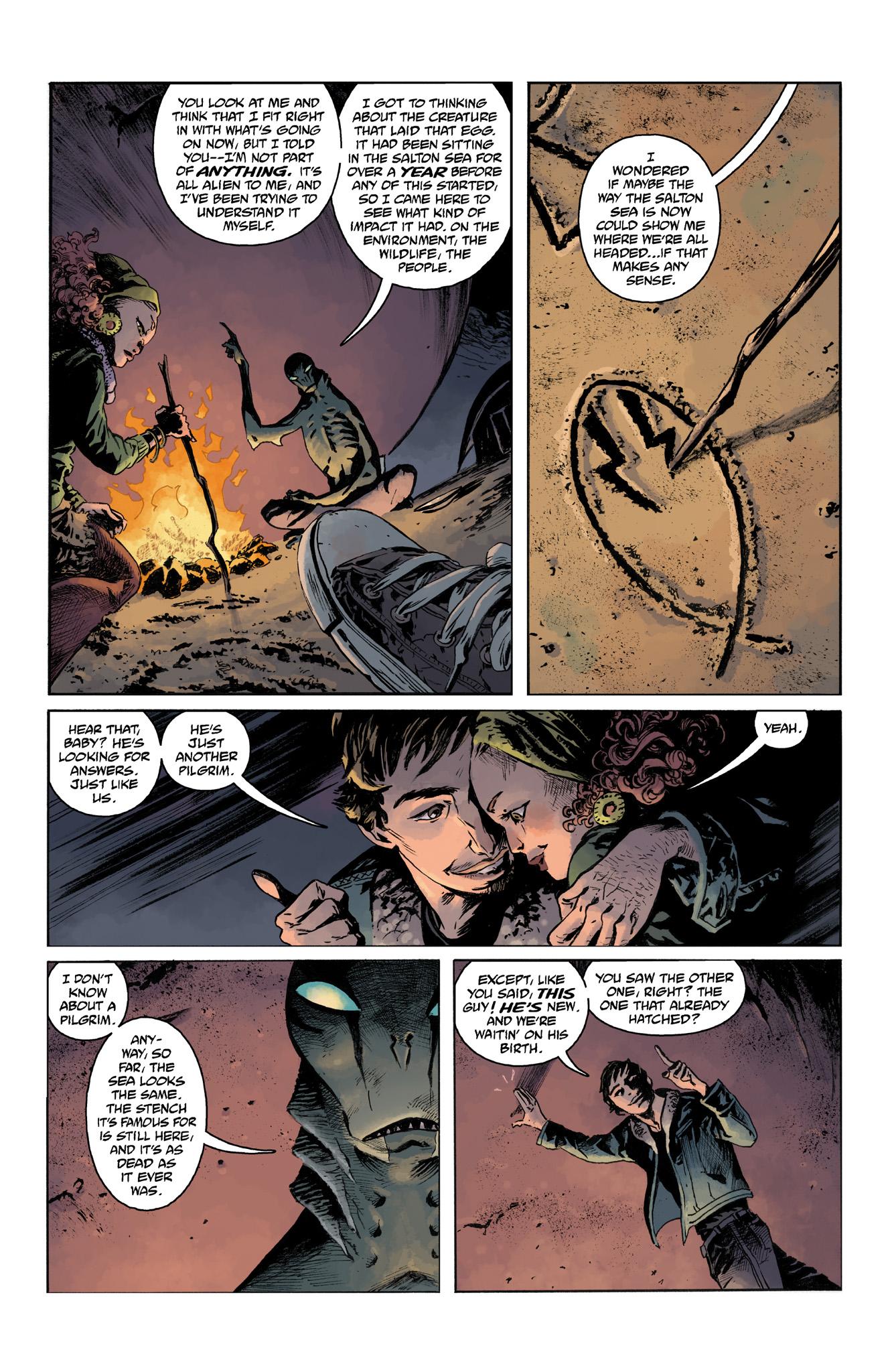 Read online Abe Sapien comic -  Issue #4 - 15