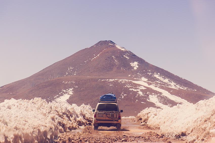 Estradas de Potosi - Bolivia