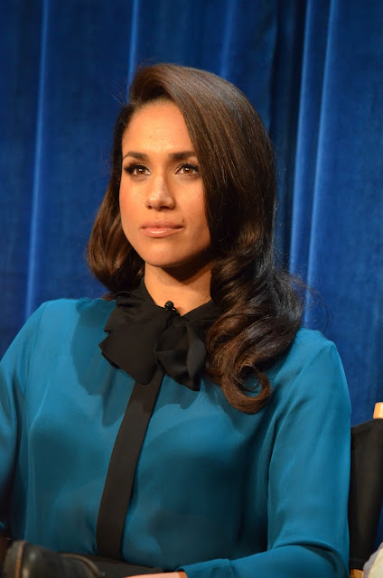 Meghan Markle attends the Invictus Games