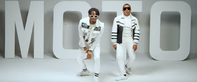 Download Video |  Wawa Salegy Ft. Diamond Platnumz - Moto