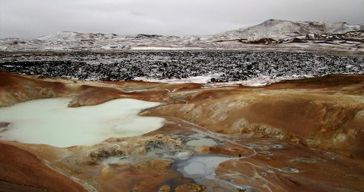 Iceland: Ásbyrgi to Reykjahlíð