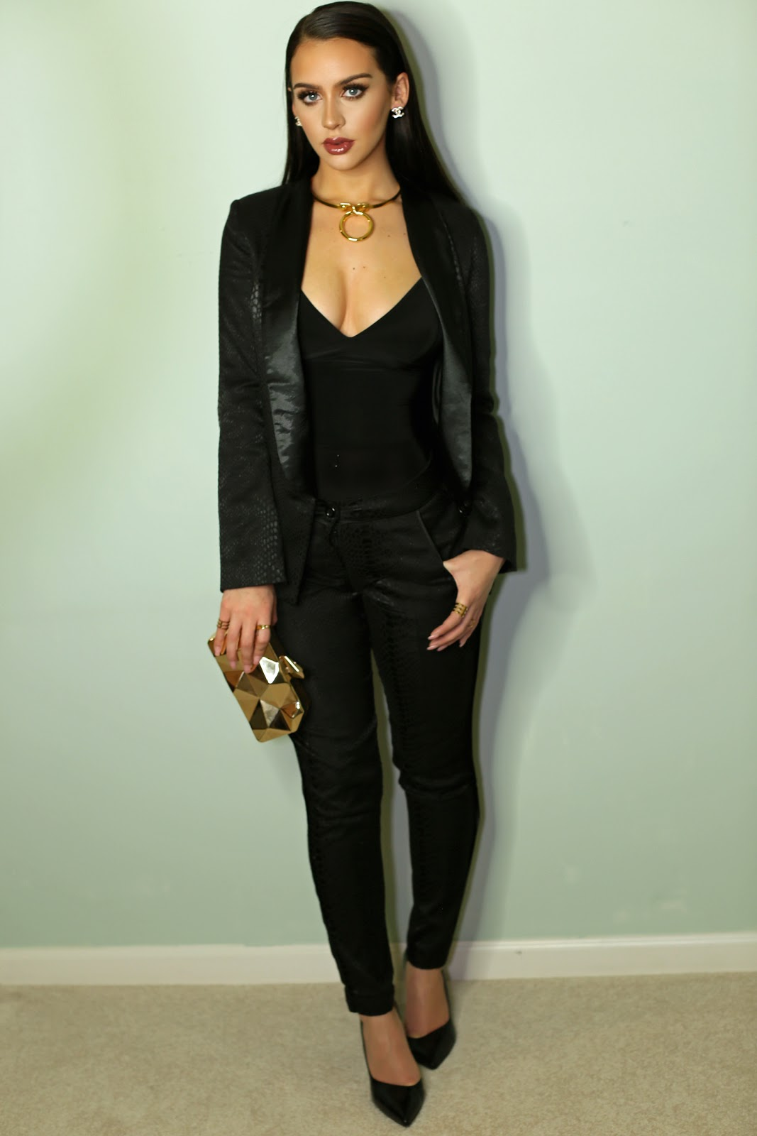 all black party outfit ideas - photo #2