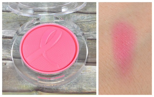 Clinique cheek pop berry pop Swatch