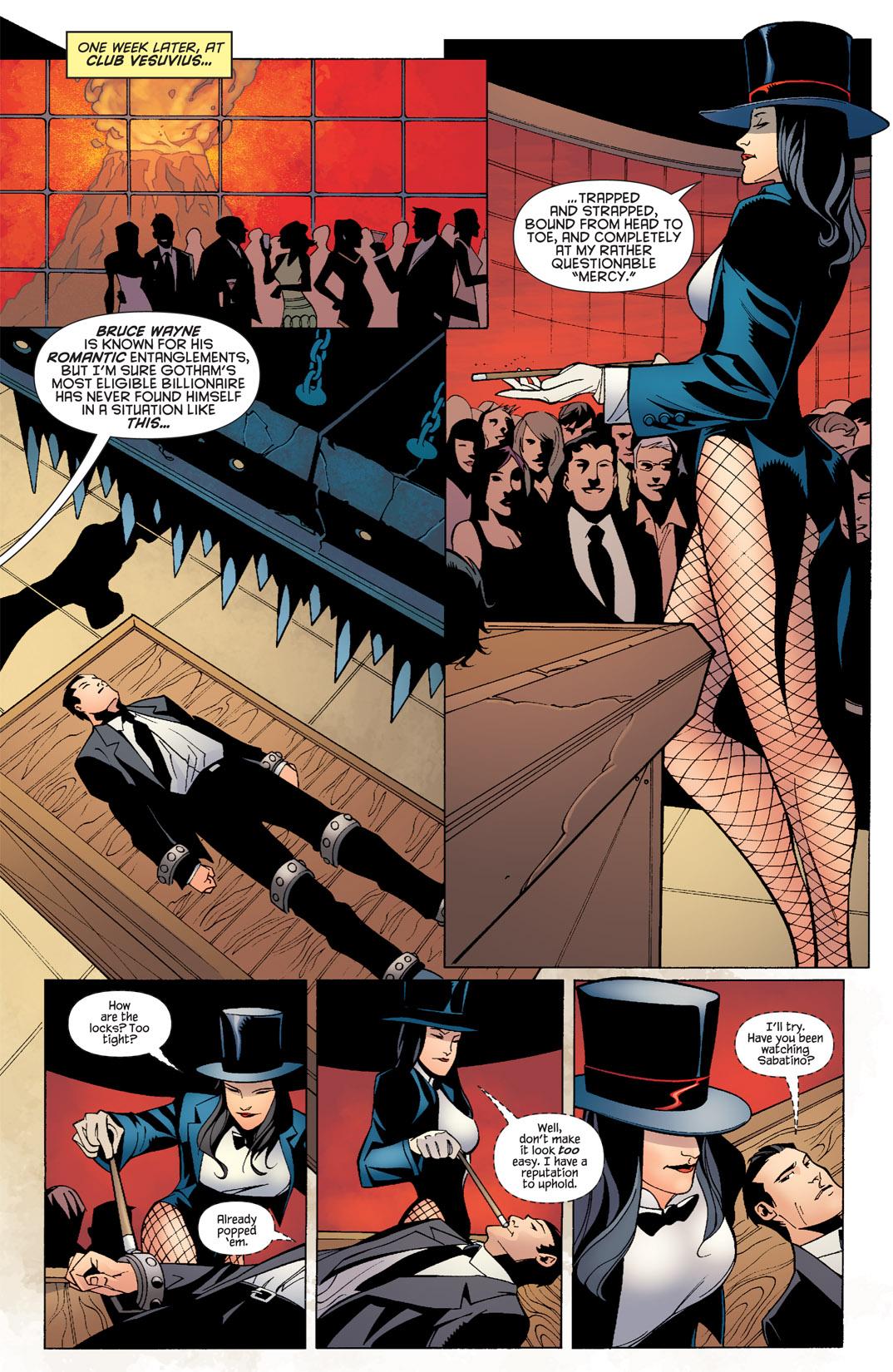 Detective Comics (1937) 843 Page 8
