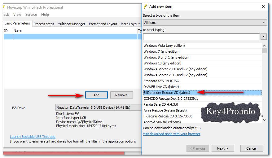 Hướng dẫn tạo USB Boot cài đa hệ điều hành