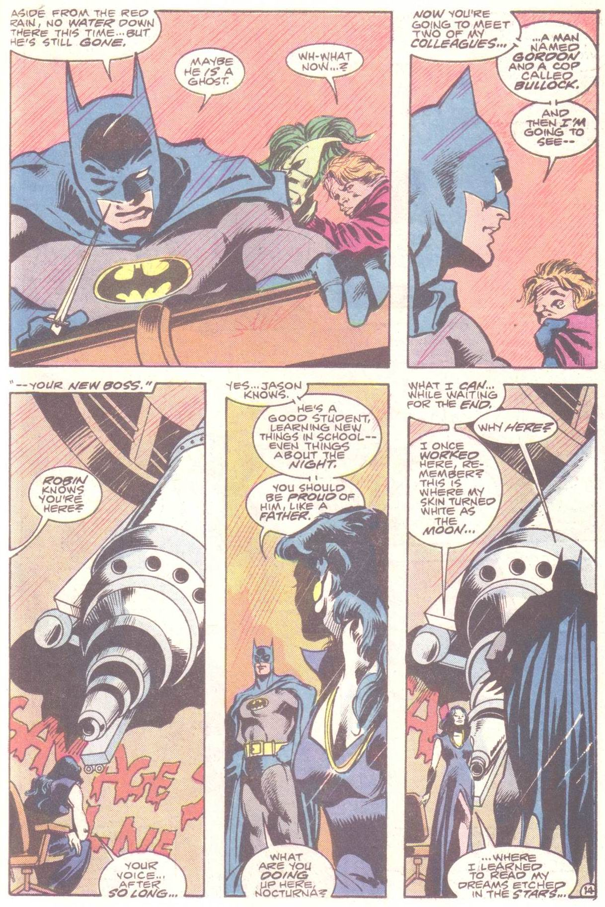 Detective Comics (1937) 556 Page 18
