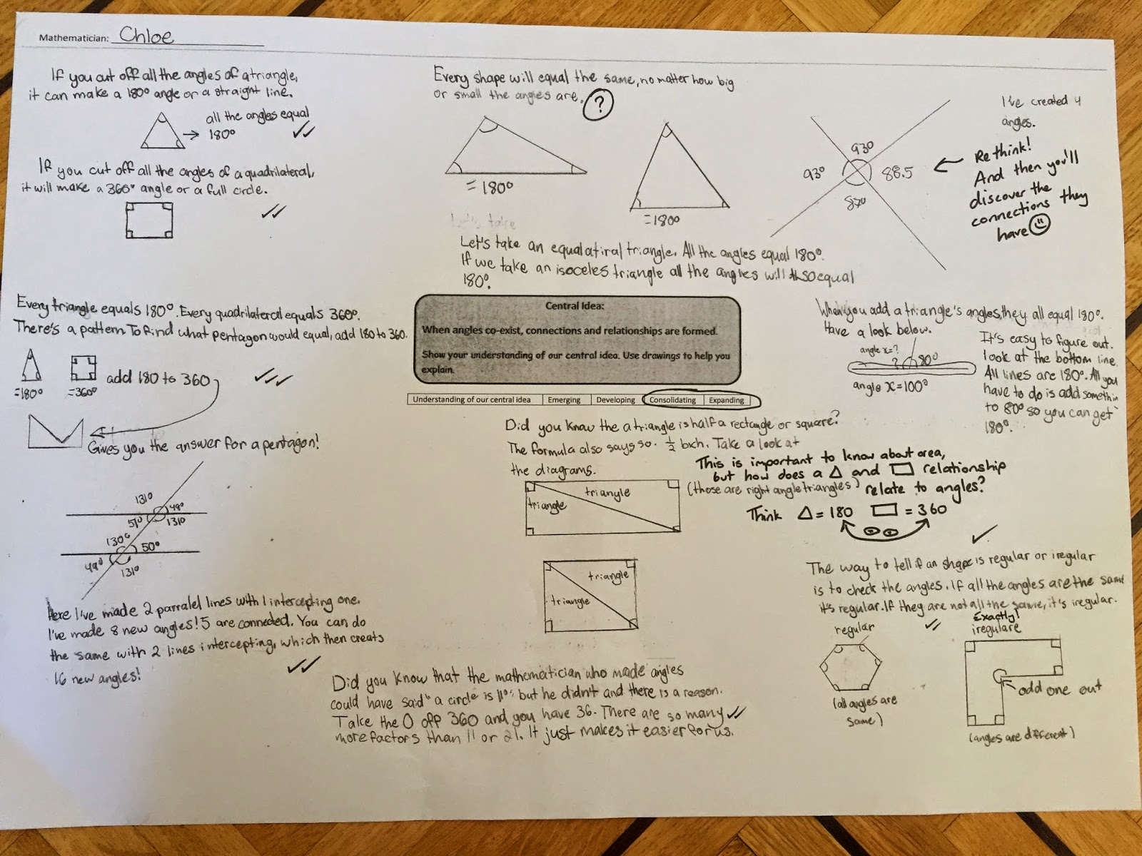 Enquiry Based Maths Creating A Pyp Maths Planner