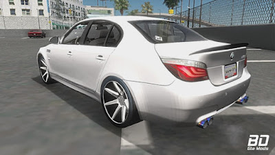 Download , Mod , Carro, BMW M5 E60 para GTA San Andreas, Jogo GTA SA