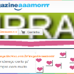 . magazinevoce/magazineaaamorrr.