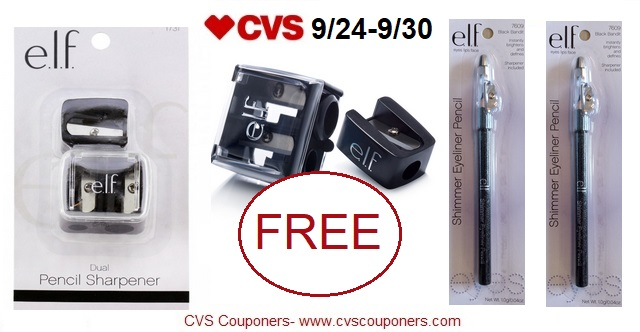 http://www.cvscouponers.com/2017/09/free-elf-dual-pencil-sharpeners-or-elf.html