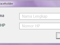 Cara Membuat Placeholder di TextBox VBA Excel