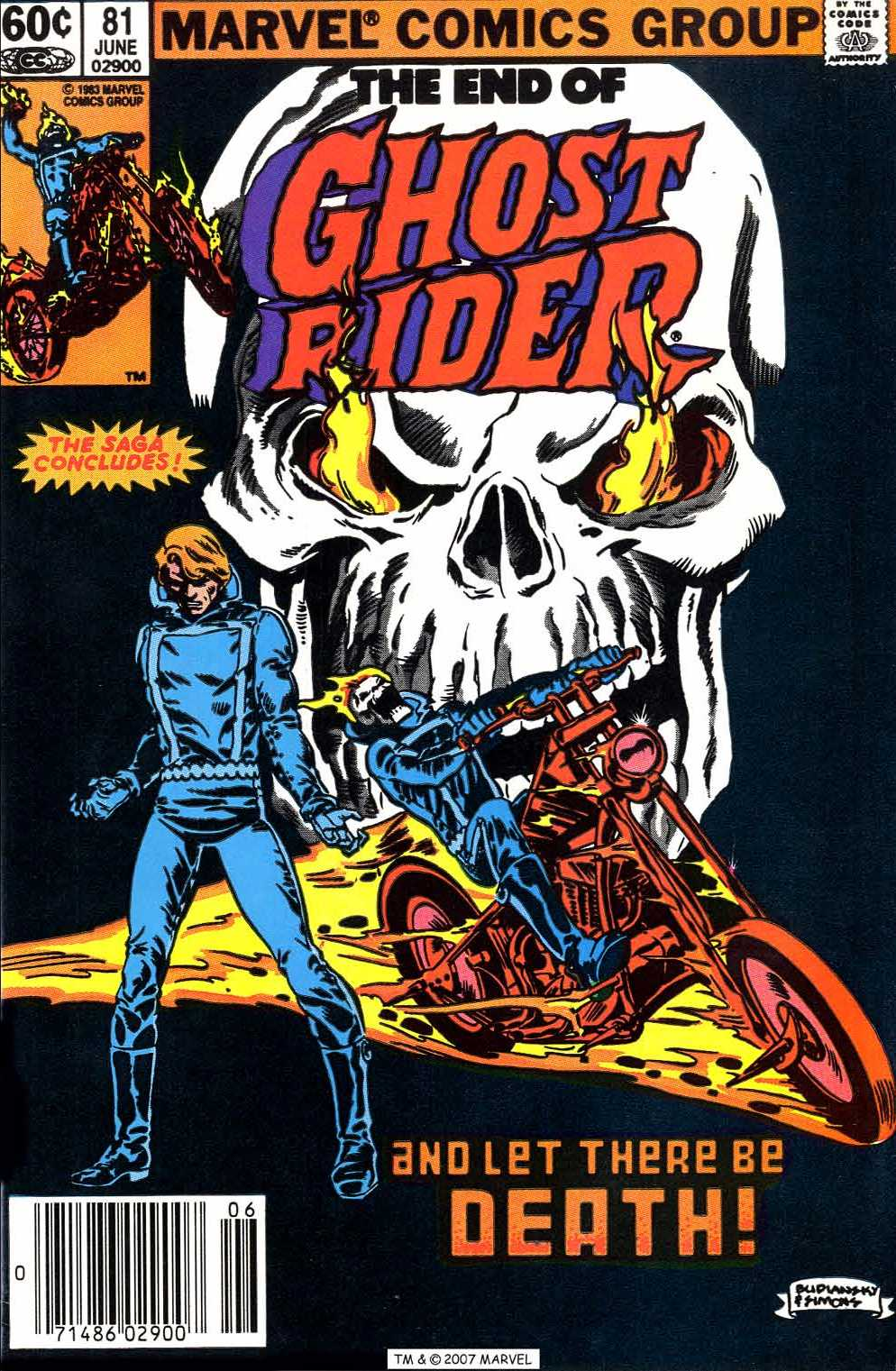 Ghost Rider (1973) issue 81 - Page 1