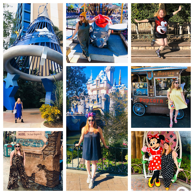 #BoundtoParkHop, Instagram photo challenge, clothing challenge, Disneyland, Disney bounding, Disney bounds, Jamie Allison Sanders