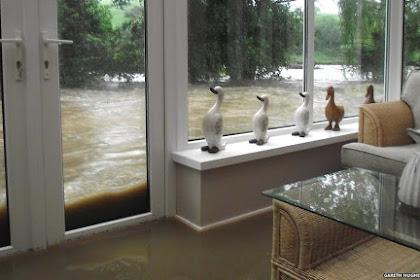 Rumah Tahan Banjir Saat Musim Hujan