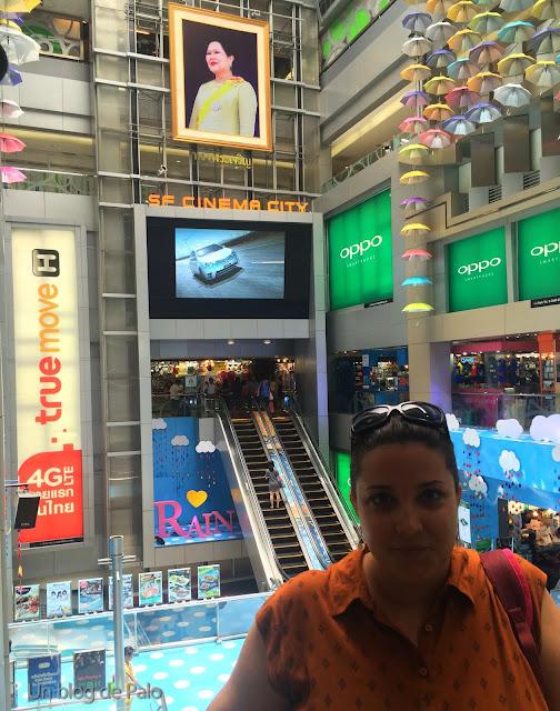 MBK - Bangkok centro comercial