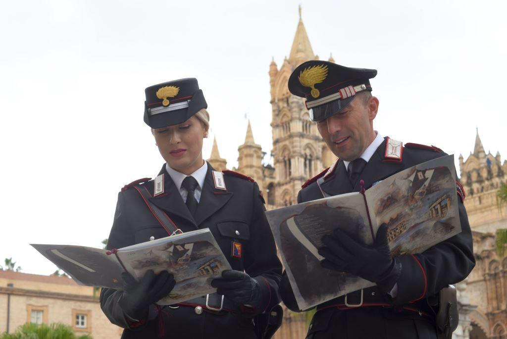 Calendario Storico Carabinieri 2019.Associazione Nazionale Carabinieri Palermo Arma Dei