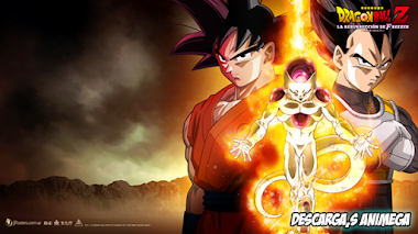 Dragon Ball Z La Resurreccion De Freezer Audio: Latino Servidor: Mega