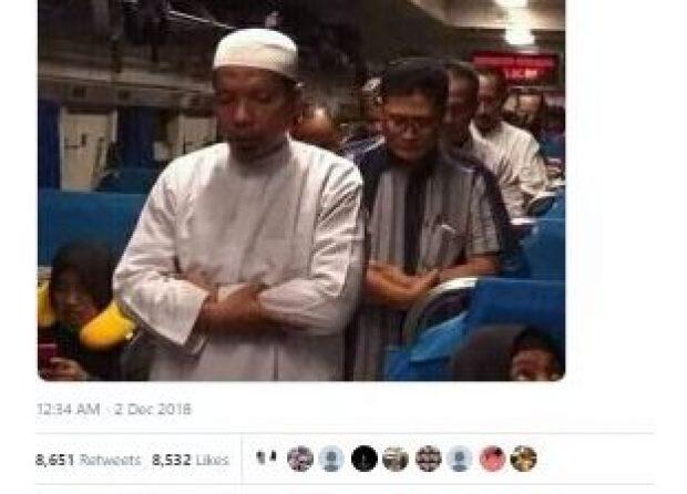 """Syarif Baraja Jawab Cuitan Akhmad Sahal Soal """"Gak Paham Fikih Shalat di Lorong Kereta"""""""
