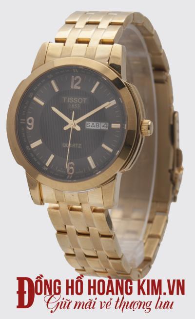 đồng hồ nam dây sắt cao cấp