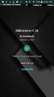 GBExtreme v1.27 WhatsAppMods.in