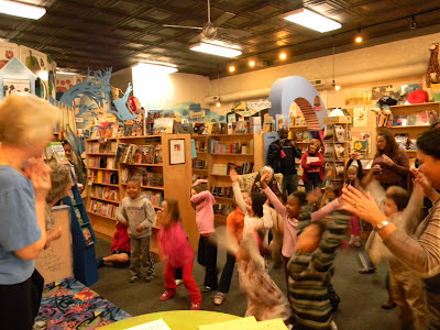Photo of Bookstore Story/Movement Time